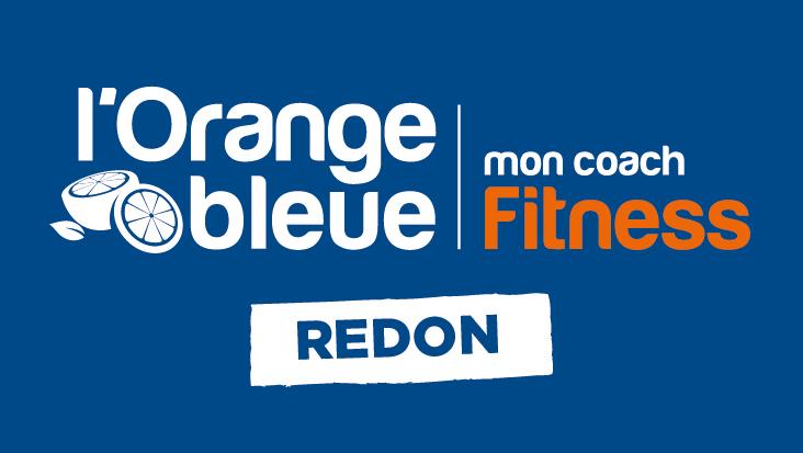 orange bleue redon