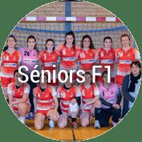 seniors féminines 1