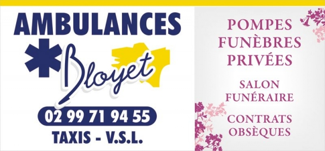 Ambulances Bloyet
