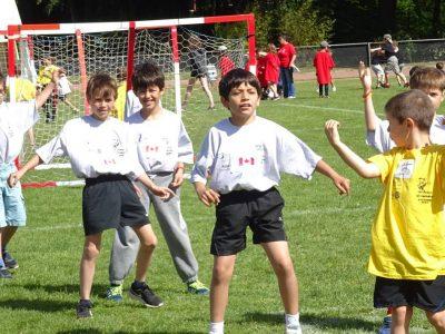 L'ESR fait découvrir le handball dans vos écoles