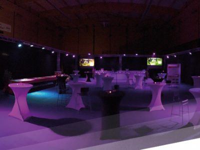 Vivre une soirée de Gala avec l'ESR HB