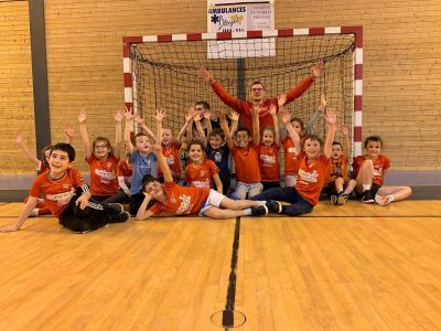 Une école de Handball à Avessac (44) !