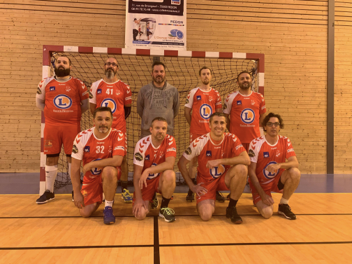 Une nouvelle équipe sénior pour l'ES Redon Handball
