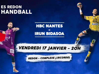 #ChallengeSOPI2020 : HBC Nantes / Irun Bidasoa