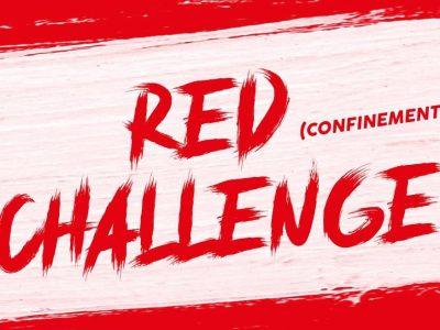 #RedChallenge : Ses séances de sport et des défis pour tous !