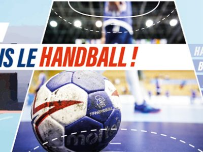 """Un sport, un club, choisis le handball"""