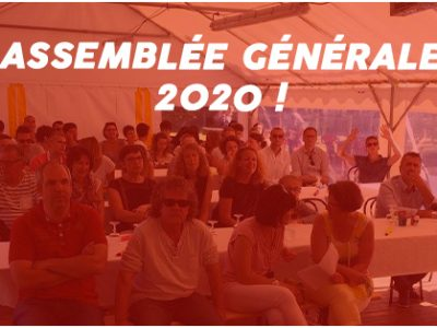 Assemblée générale 2020 !