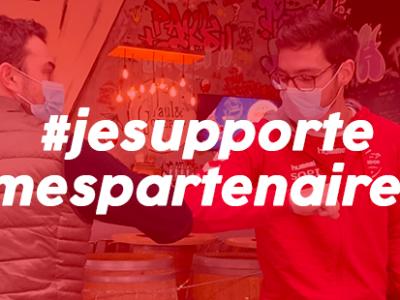 📽️ Je supporte mes partenaires !