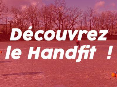 Découvrez le HANDFIT !