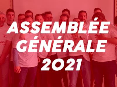 Assemblée Générale de l'ES Redon Handball 2021 !