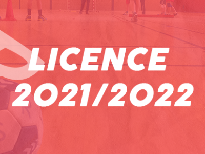 Licence 2021/2022